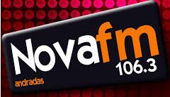 Nova FM Andradas Radio 106
